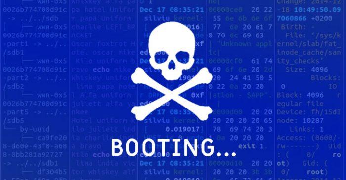 mã độc Bootkit mới 'MosaicRegressor'