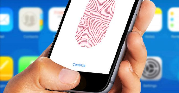 Lỗ hổng bảo mật trên Apple Touch ID