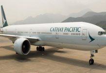 cathay pacific hãng hàng không Anh Quốc bị phạt vì sự cố lộ dữ liệu từ năm 2018