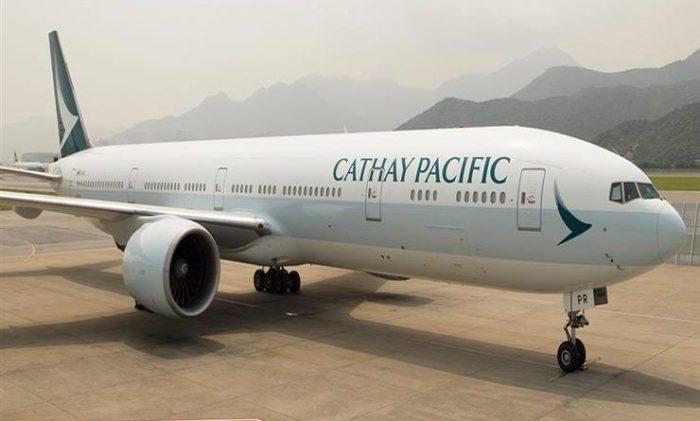 Hãng hàng không Cathay Pacific bị phạt vì lộ dữ liệu