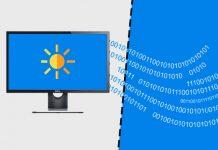 hack máy tính thông qua độ sáng màn hình