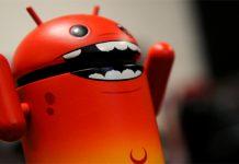 ứng dụng android có backdoor