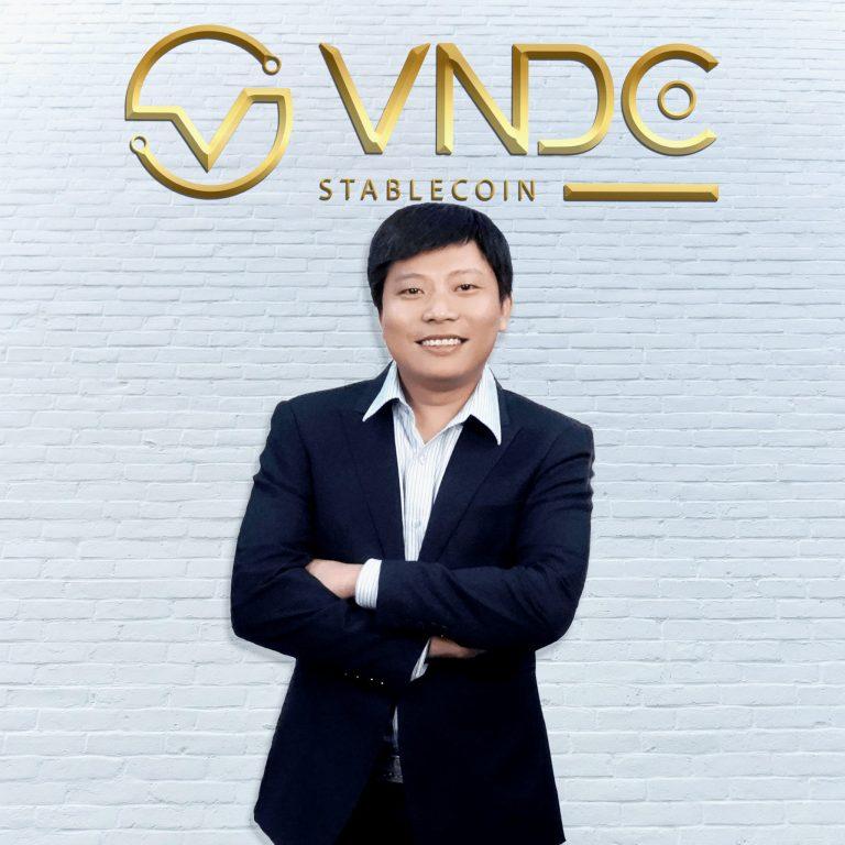 Ông Eric Vuong - Founder VNDC