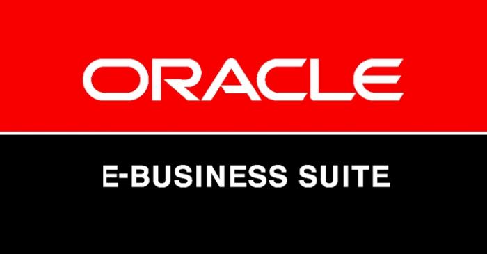 Lỗ hổng bảo mật trên phần mềm EBS của Oracle