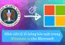 NSA thông báo lỗ hổng Windows 10 cho Microsoft