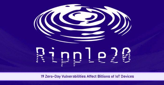 Bộ lỗ hổng Ripple20 khiến hàng tỷ thiết bị có nguy cơ bị hack