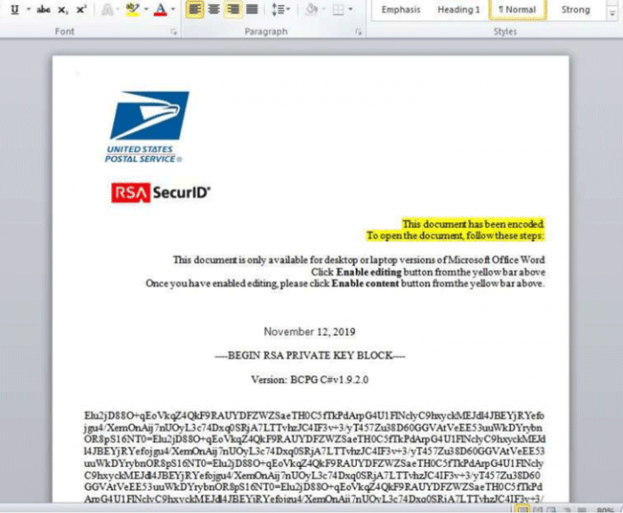 Hacker sử dụng malware tấn công các doanh nghiệp