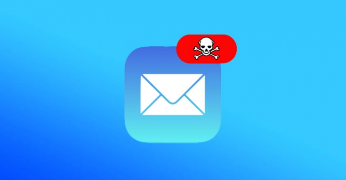 hack iphone bằng cách gửi email