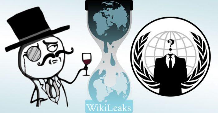 Nhà sáng lập WikiLeaks cấu kết với các nhóm tin tặc khét tiếng