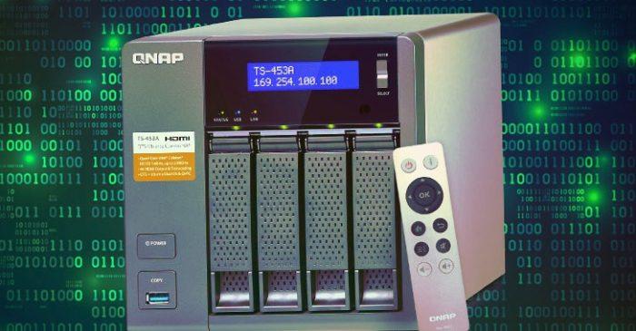 Mã độc QSnatch đánh cắp dữ liệu trên NAS QNAP