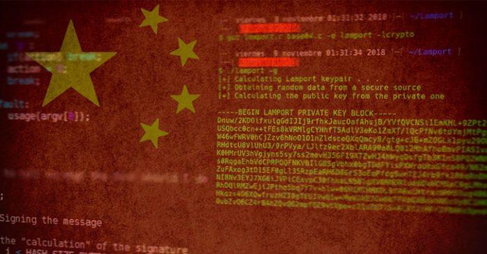 Tin tặc APT của Trung Quốc